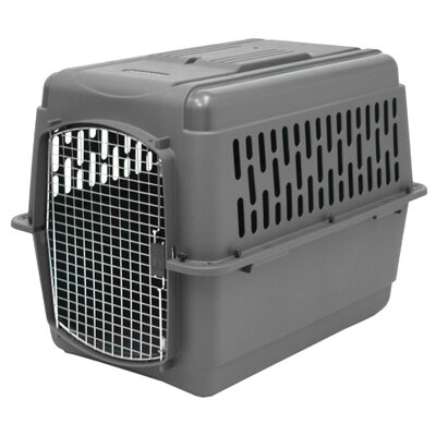 Porter Traditional Pet Carrier Size: Large (30H X 27W X 40L)