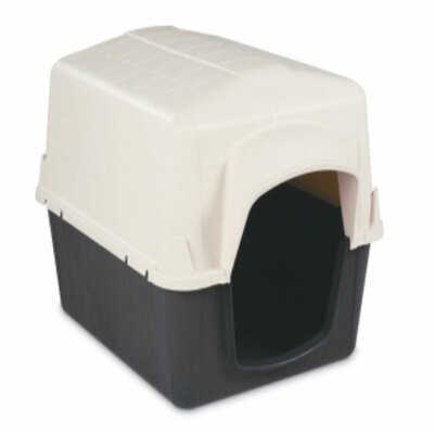 Barnhome 3 Dog House Size: Large (For Dogs 50-90 lbs)
