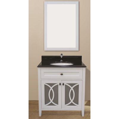Margaret Garden 36 Single Bathroom Vanity Set