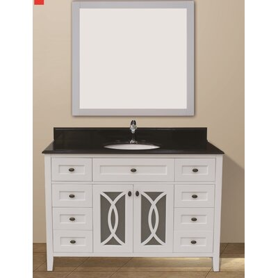 Margaret Garden 48 Single Bathroom Vanity Set