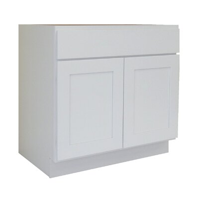 Shaker Cabinet 30 Single Bathroom Vanity Base