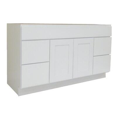Shaker Cabinet 48 Single Bathroom Vanity Base