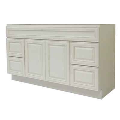 Cabinet 60 Single Bathroom Vanity Base