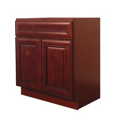 Maple 24 Single Bathroom Vanity Base