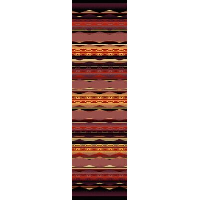 Johnny D Mystical Night Sky Area Rug Rug Size: Runner 2 x 8