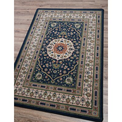 Robert Caine Zanza Gallant Area Rug Rug Size: Rectangle 8 x 11