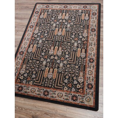 Robert Caine Passage Journey Area Rug Rug Size: Rectangle 4 x 5