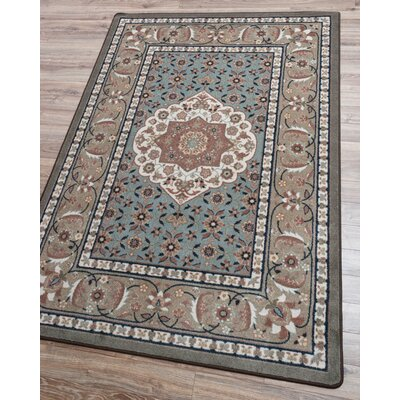 Robert Caine Bristol Traveler Area Rug Rug Size: Rectangle 4 x 5