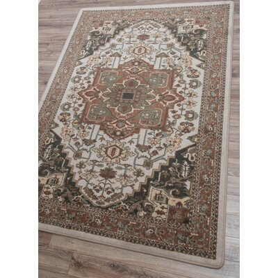 Robert Caine Persia Voyage Area Rug Rug Size: Rectangle 4 x 5