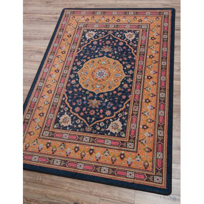 Robert Caine Zanza Bloom Area Rug Rug Size: 5 x 8
