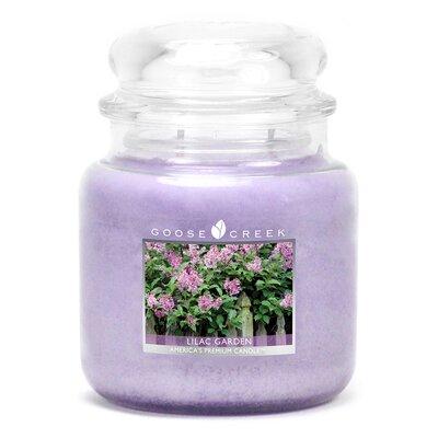 Essential Series Lilac Garden Scented Jar Candle ES16299