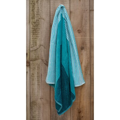 Sea Breeze Stripe Beach Towel