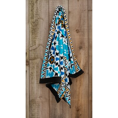 Marrakesh Printed Beach Towel