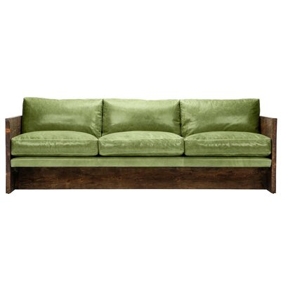 Oliver Leather Sofa