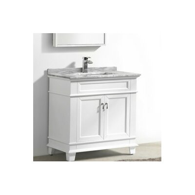Fayer 30 Single Bathroom Vanity Set