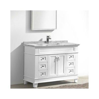 Fayer 47 Single Bathroom Vanity Set