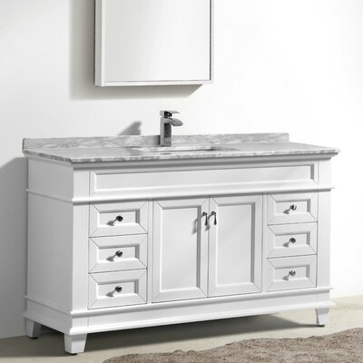 Fayer 59 Single Bathroom Vanity Set