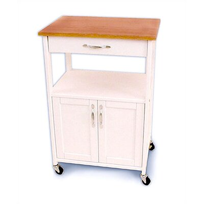 Buy Low Price Catskill Craftsmen Cottage Kitchen Cart