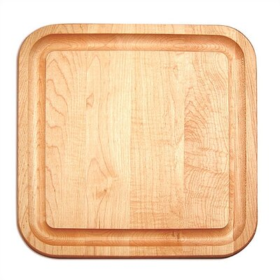Chopping Block With Groove (set Of 6)