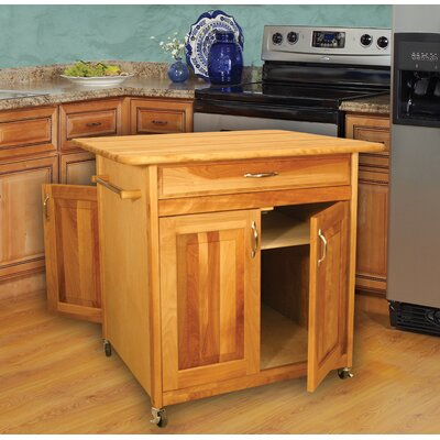 The Big Workcenter Kitchen Island
