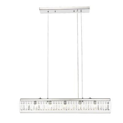 Anndale 5-Light LED Kitchen Island Pendant