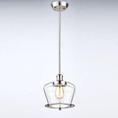 Geoffrey 1-Light Mini Pendant