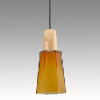 Fountainbleau 1-Light LED Mini Pendant