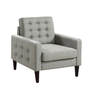 Catarina Armchair Upholstery: Gray