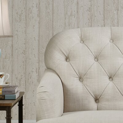 Holtz Club Chair Upholstery: Beige