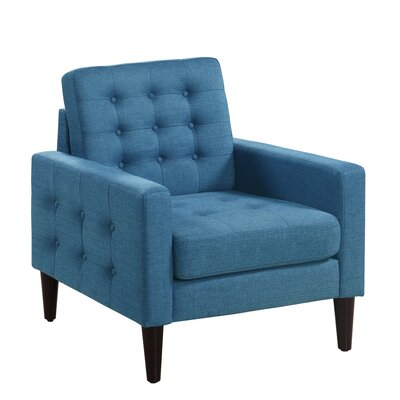 Catarina Armchair Upholstery: Blue