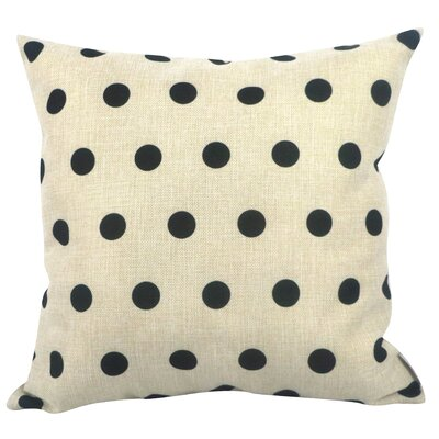 Polka Dots Classic Throw Pillow