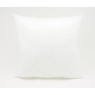 Throw Pillow Insert Size: 16 H x 16 W x 7 D