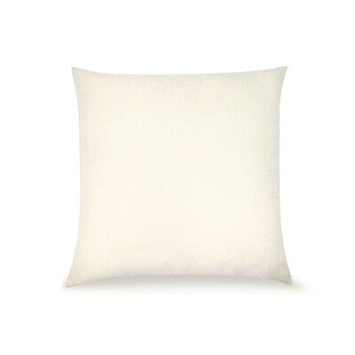 Pittenger Soft Luxury Velvet Throw Pillow Color: Ivory