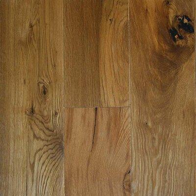 6.25 Engineered Oak Hardwood Flooring in Valence