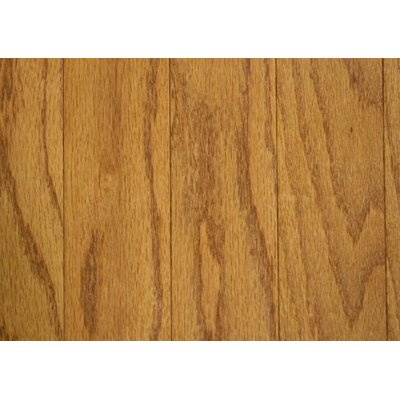 Longwood 5 Engineered Oak Hardwood Flooring in Amber
