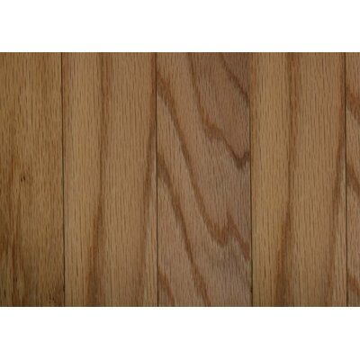 Longwood 5 Engineered Oak Hardwood Flooring in Natural