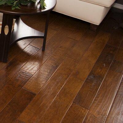 Chateau Bistro 5 Engineered Birch Hardwood Flooring in Sierra Brown