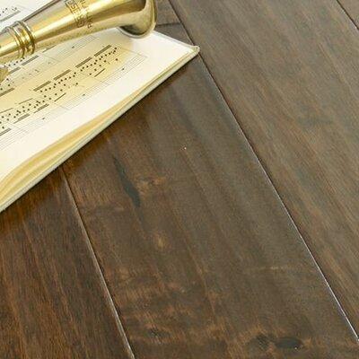 Chateau Bistro 5 Engineered Pacific Pecan Hardwood Flooring in Mocha