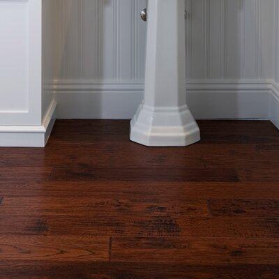 Chateau Bistro 5 Engineered Pacific Pecan Hardwood Flooring in Spice