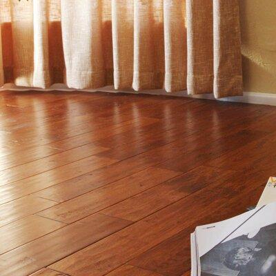 Chateau Bistro 5 Engineered Birch Hardwood Flooring in Sunset