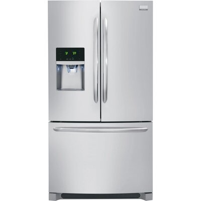 Frigidaire Gallery 22.6 cu. ft. Counter Depth French Door Refrigerator FGHF2366PF