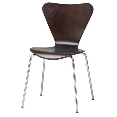 Anna Side Chair Finish: Espresso