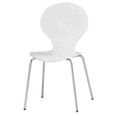 Elsa Side Chair Finish: White