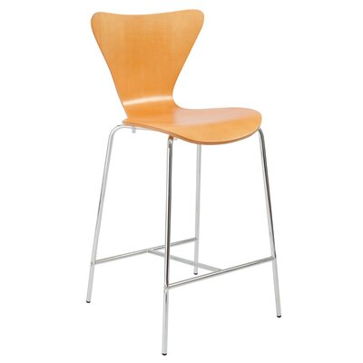 Anna 24.5 Bar Stool Finish: Natural