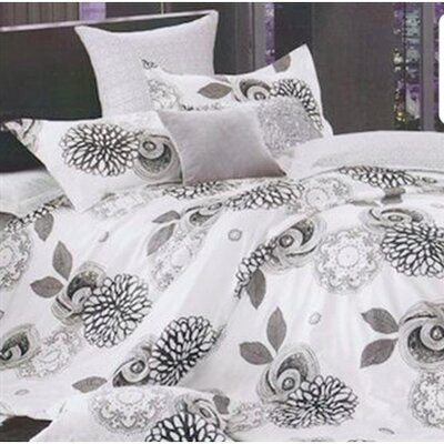 College Ave Stencil 2 Piece Twin XL Comforter Set