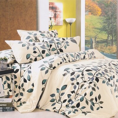 College Ave Forever Vines 2 Piece Twin XL Comforter Set