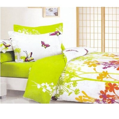 College Ave Tropics 2 Piece Twin XL Comforter Set