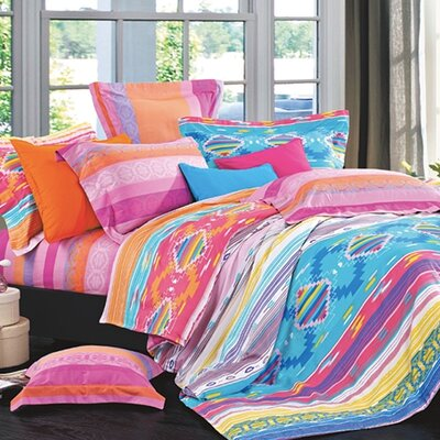 College Ave Azteca 2 Piece Twin XL Comforter Set