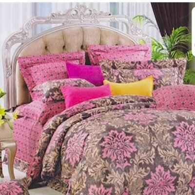 College Ave Orchard 2 Piece Twin XL Comforter Set