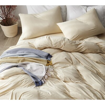 Romeo Sheet Set Size: King, Color: Cream